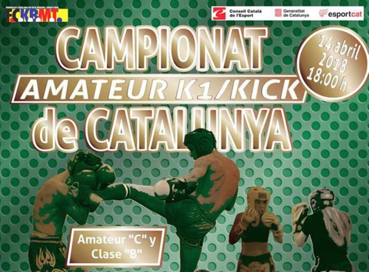 Campeonatos de Cataluña de Kick-Boxing y K1