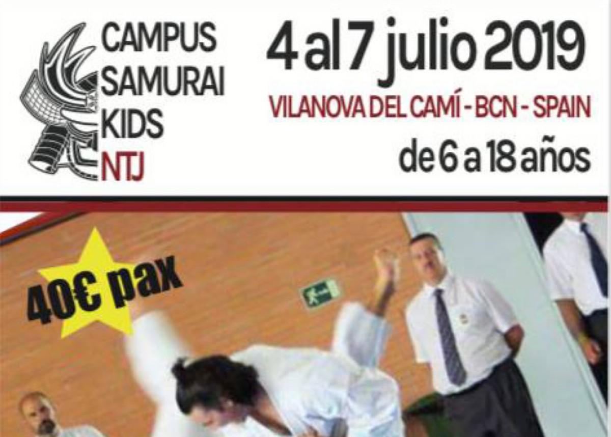 Campus Samurai Kids – NTJ