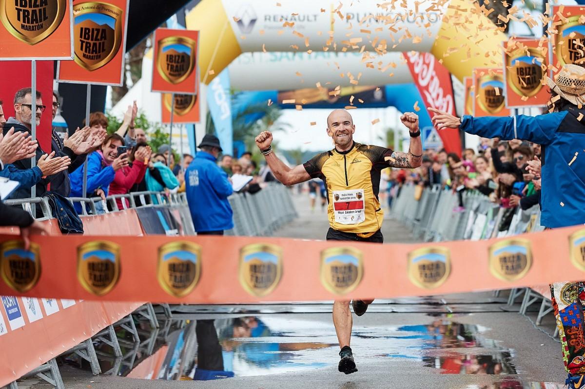 Celebrada la edición 11 de la Ibiza Trail Maraton