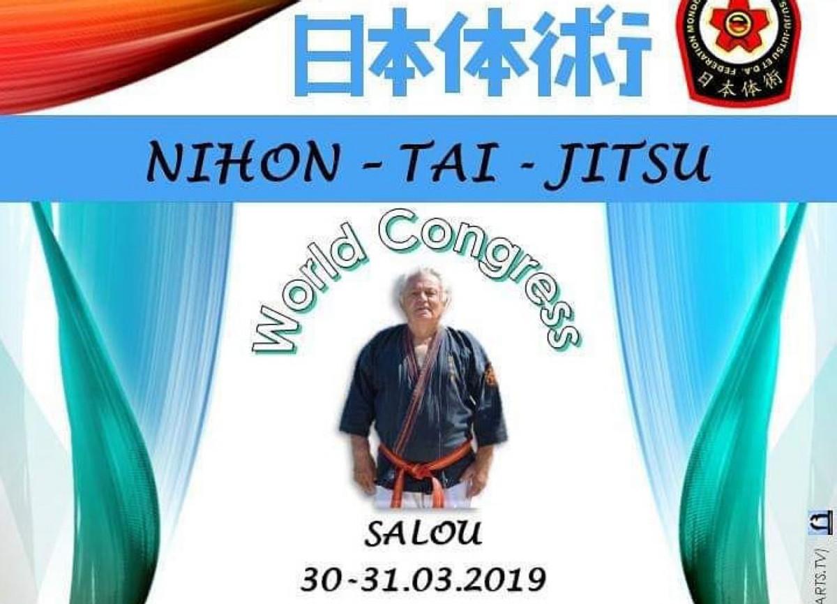 Congreso Mundial Nihon Tai Jitsu