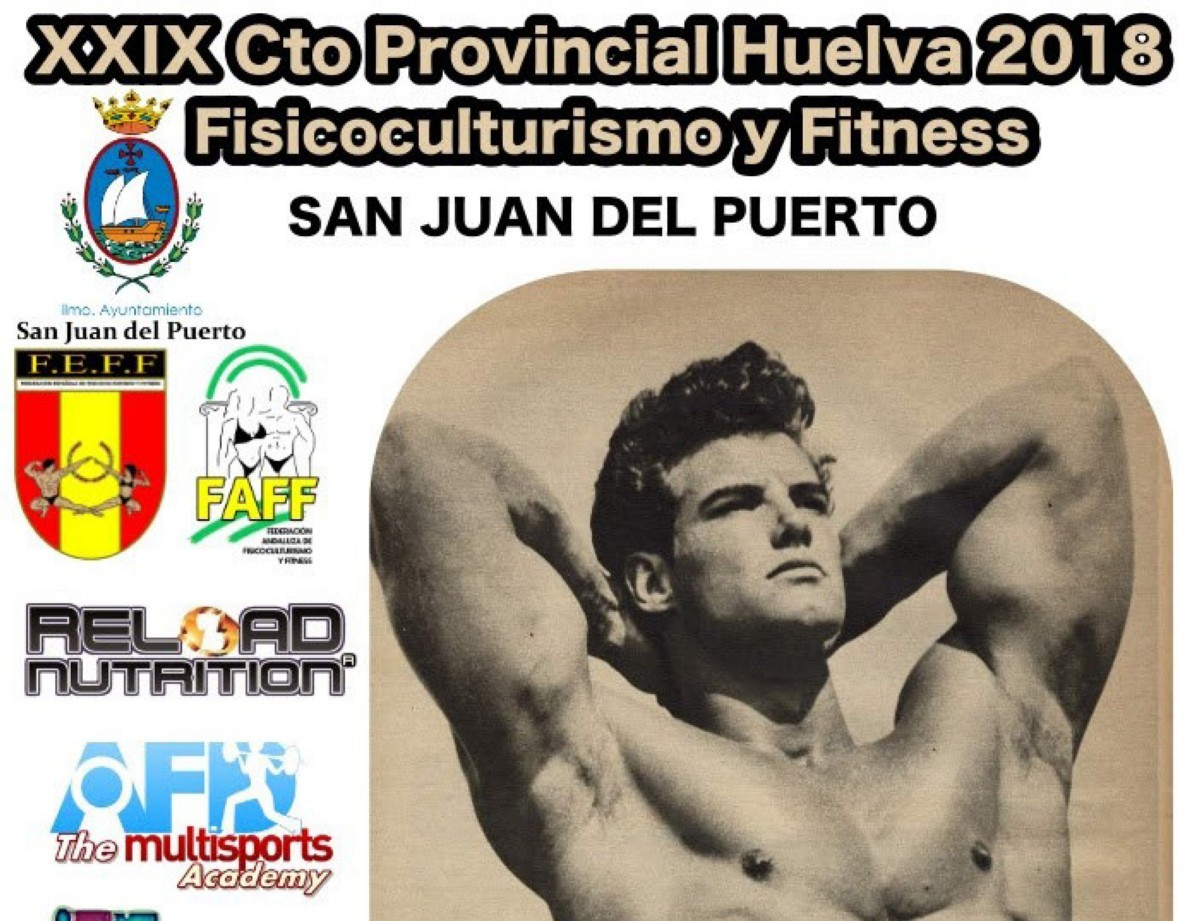 Cto Provincial Huelva FAFF FEFF IFBB 2018