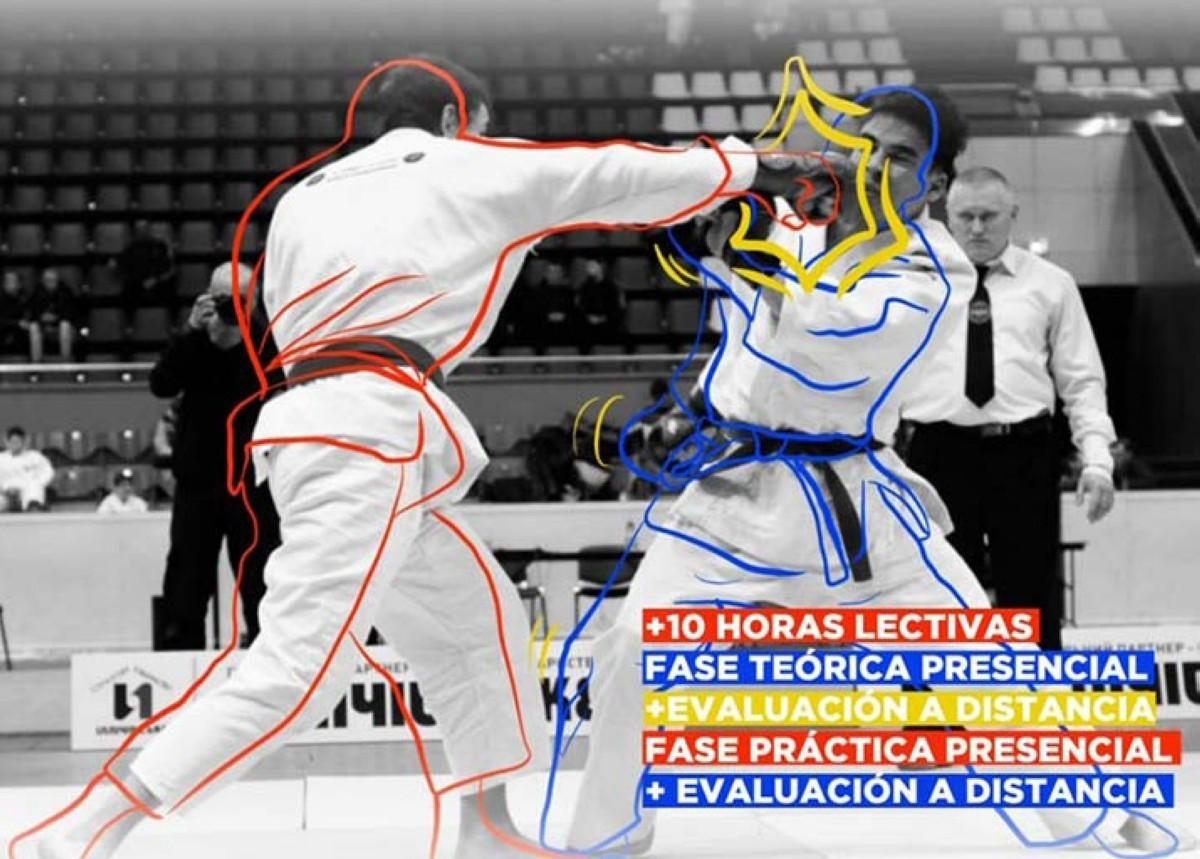 Curso de adaptación y capacitación a cinturón negro Combat Jiu Jitsu