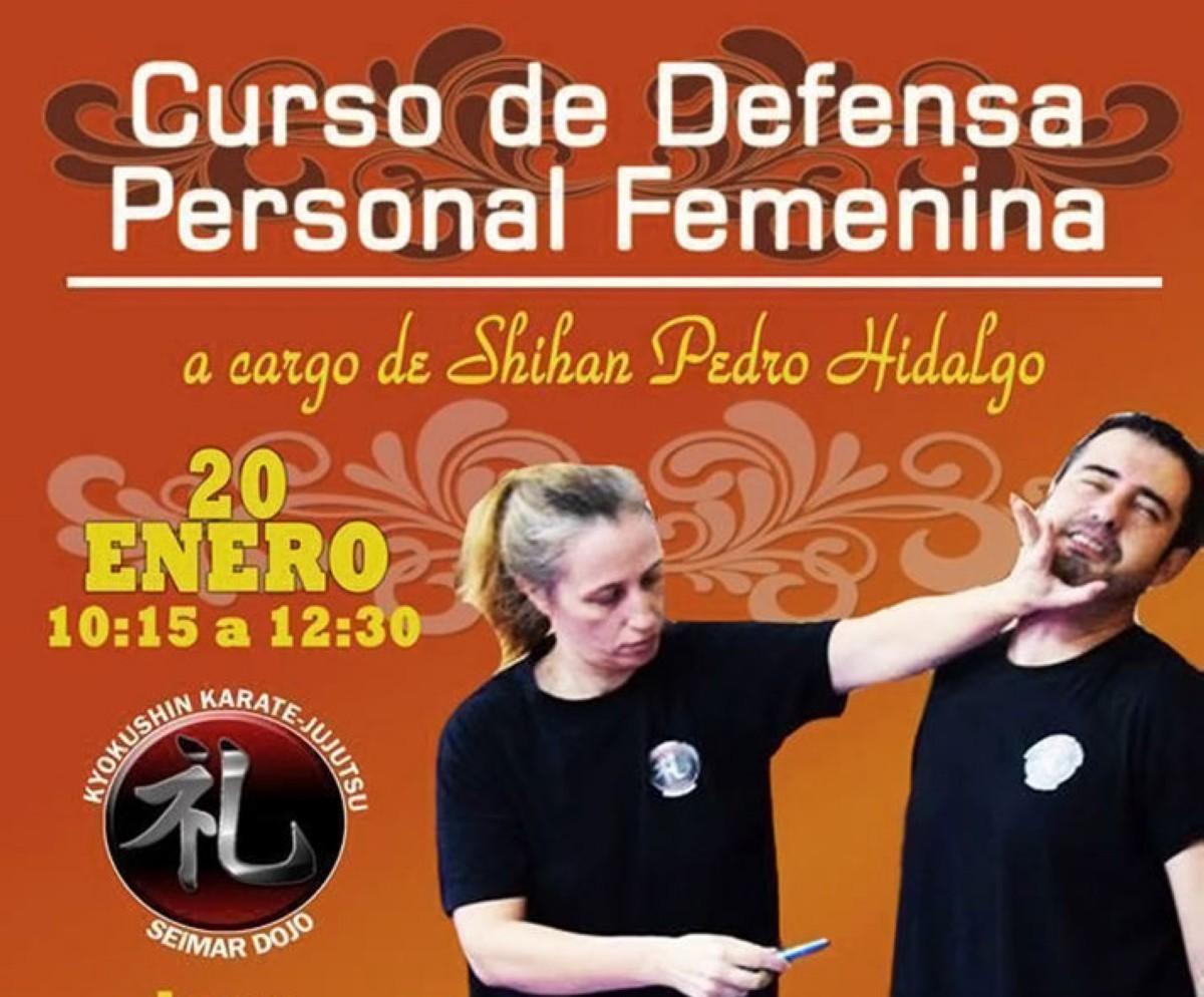 Curso de Autoprotección Femenina