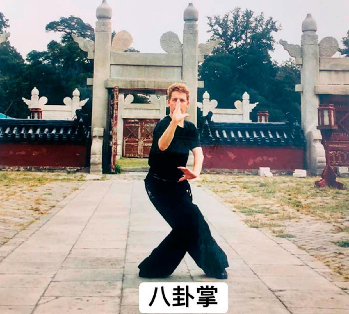 Curso de Bagua Zhang en San Cai Men