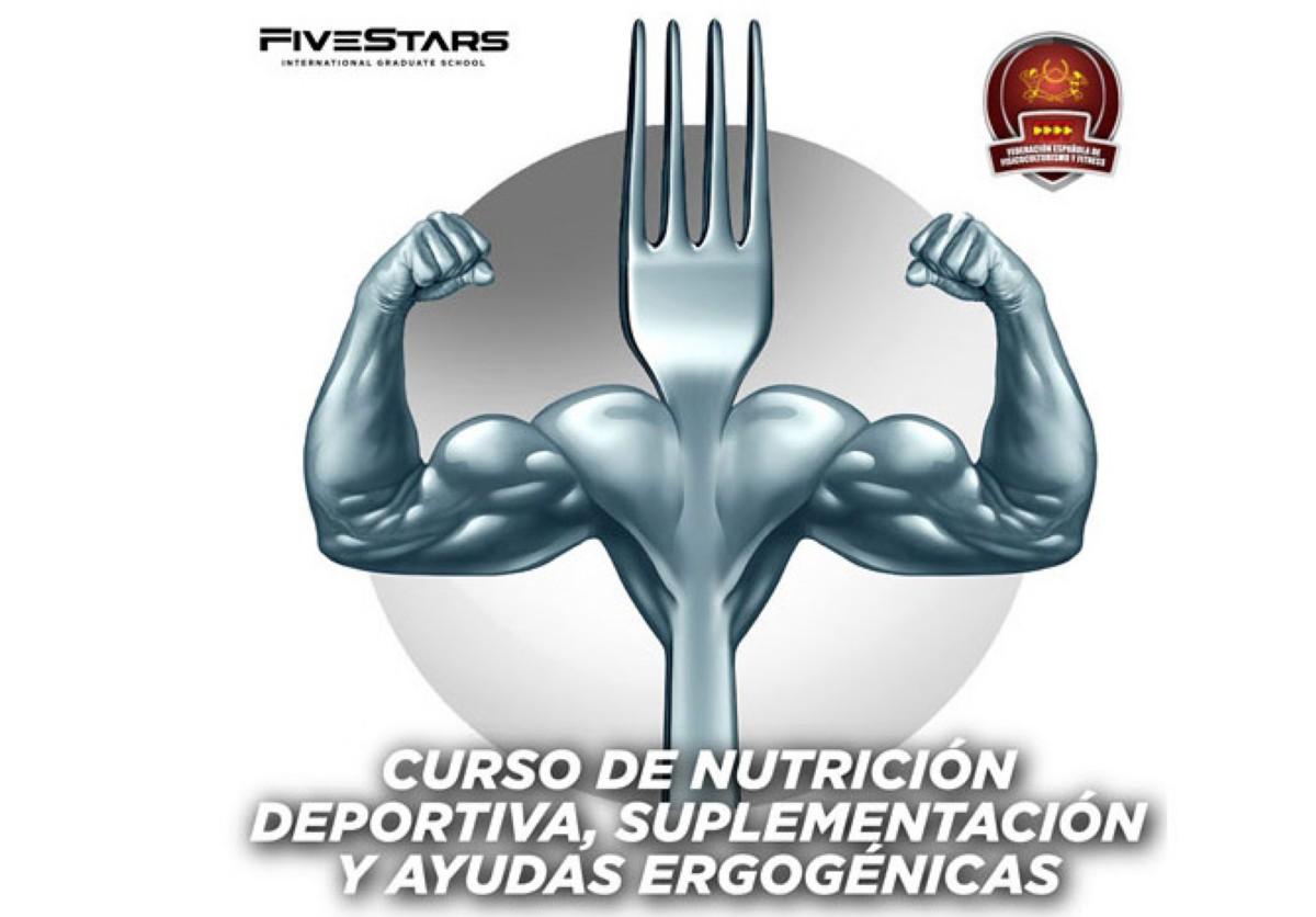 Curso Nutrición Deportiva FEFF presencial