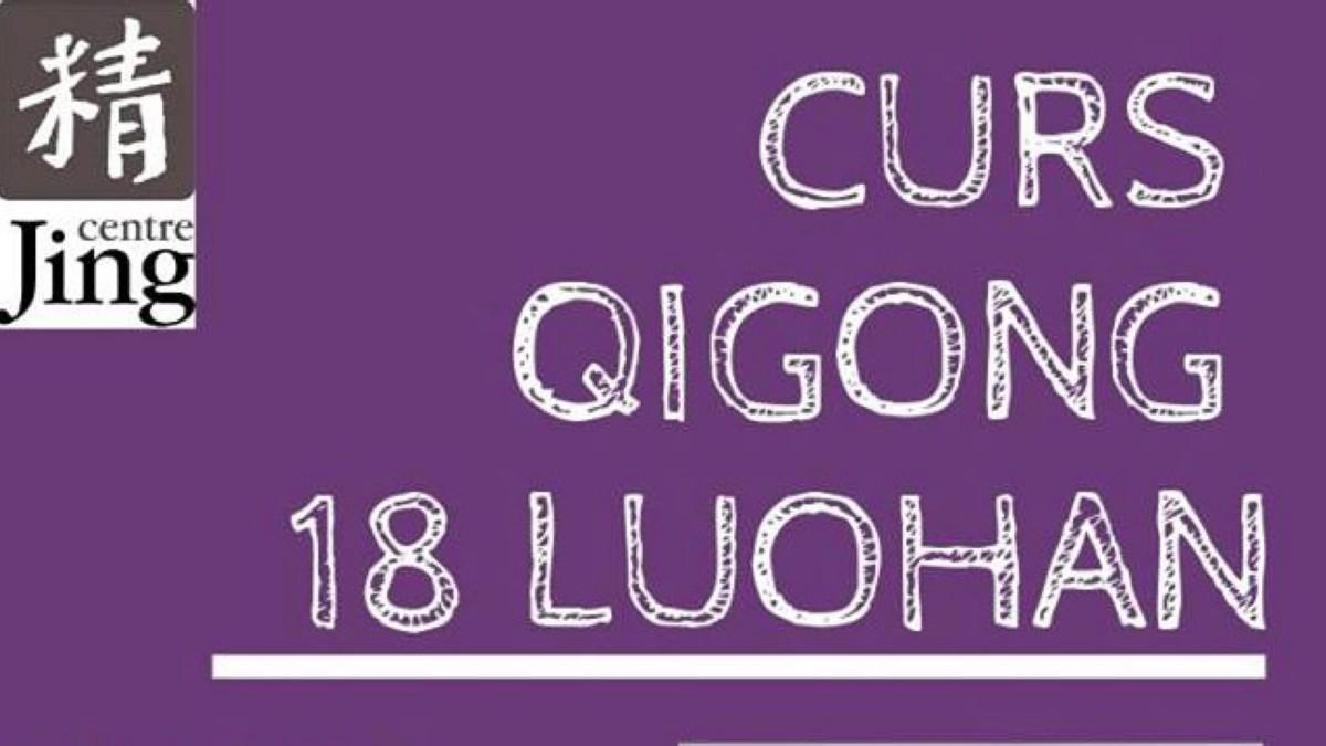 Curso Qigong 18 Louhan