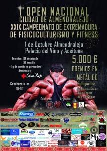 El 1 Open Nacional Ciudad de Almendralejo