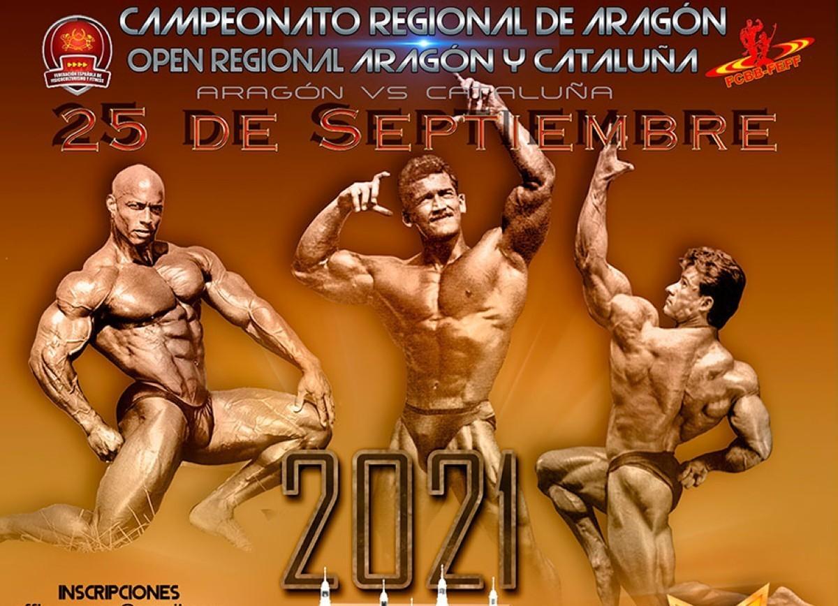 El 2° Regional de Aragón IFBB y 2° Open Muscle Planet