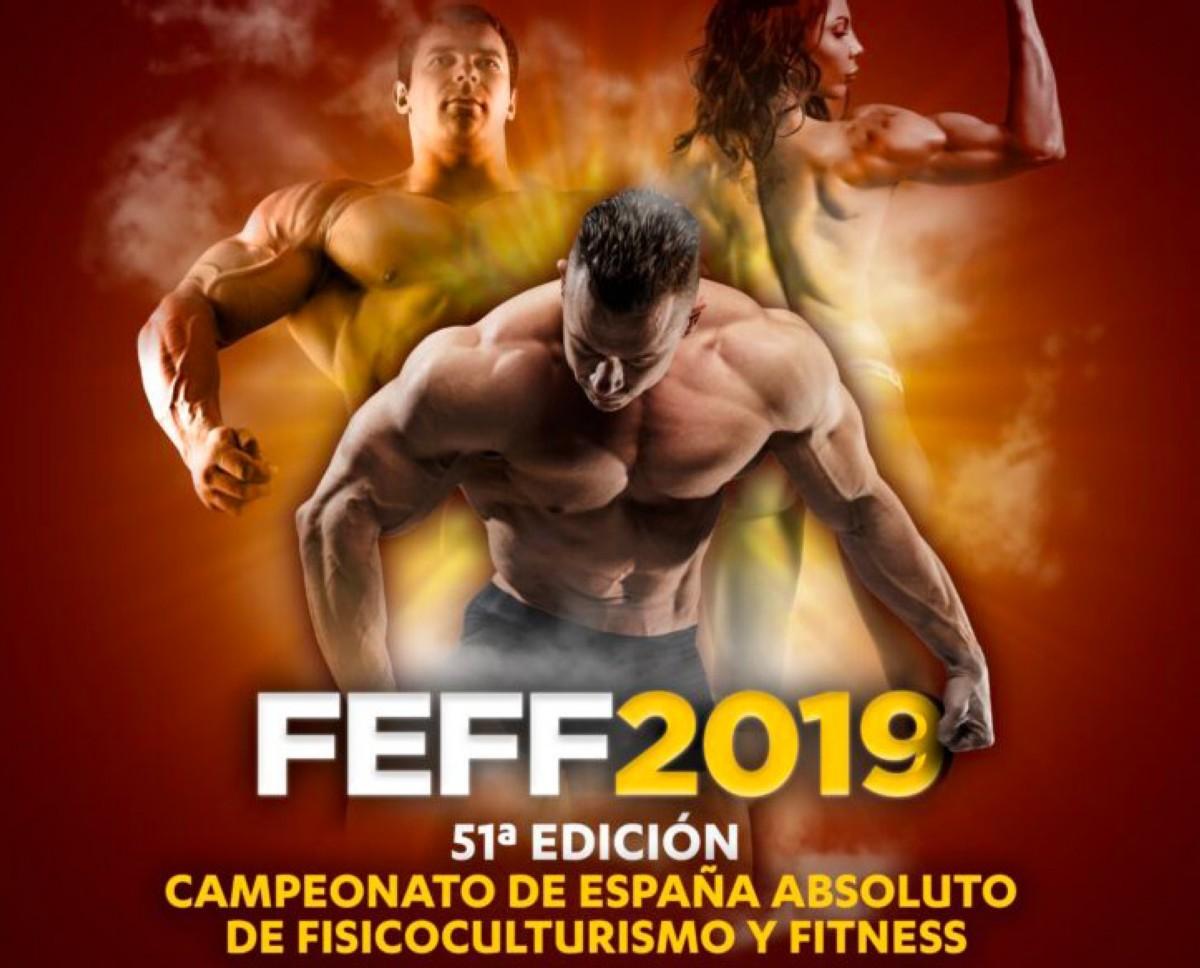 El 51º Campeonato de España FEFF-IFBB de Estepona