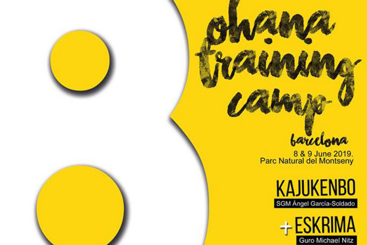 El 8º Ohana Training Camp