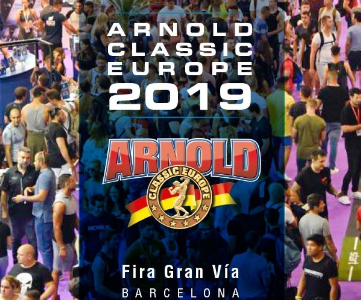 El Arnold Classic Europa en Barcelona