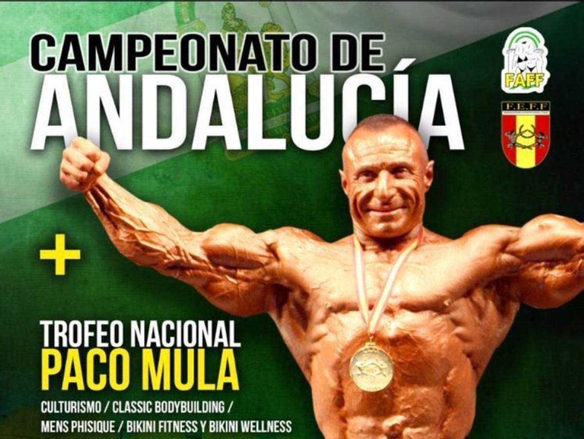 El Campeonato de Andalucía y Trofeo Paco Mula celebrado