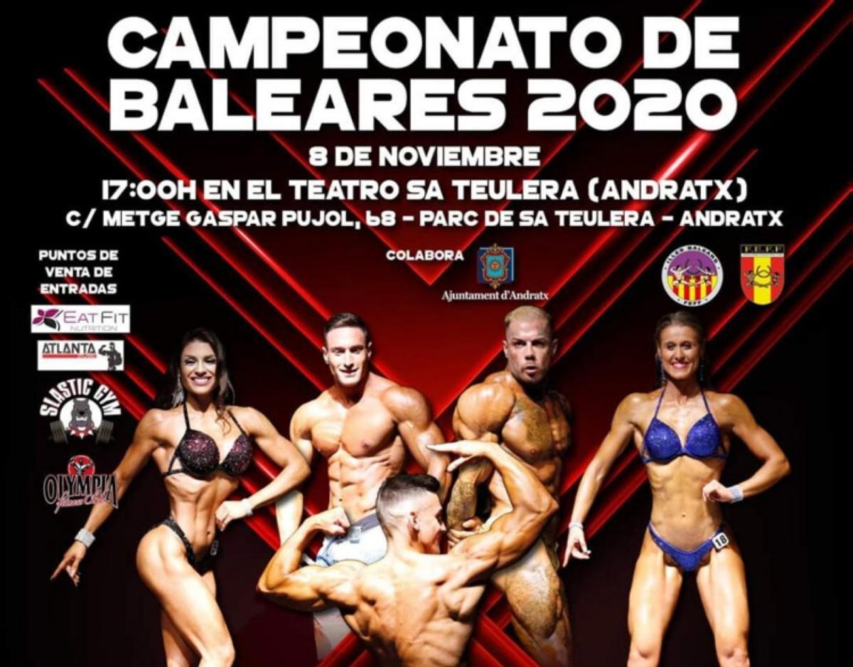 El Campeonato de Baleares 2020 inamovible