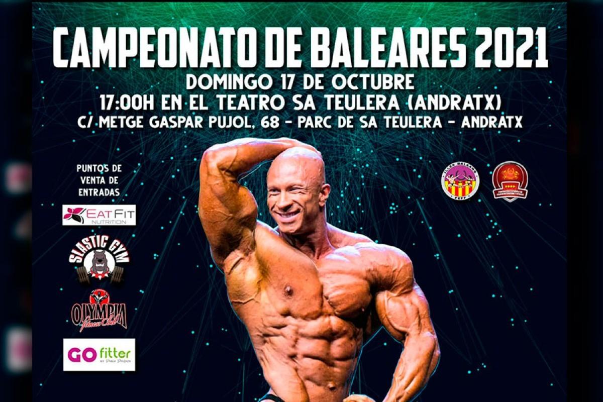 El Campeonato de Baleares 2021 en Andratx