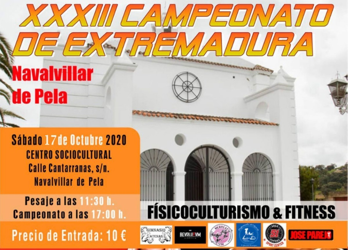 El campeonato Extremadura cambia de fecha