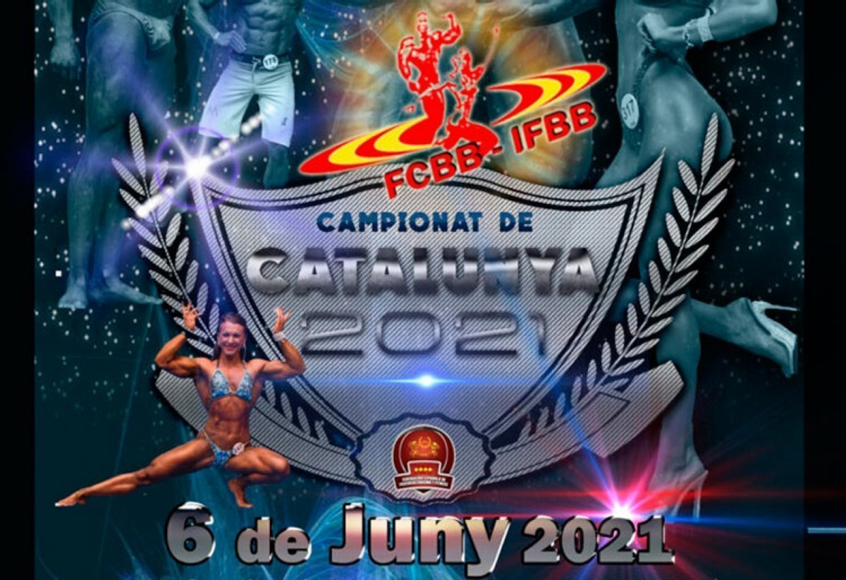 El Campeonato de FCBB-IFBB Catalunya en Platja D'Aro