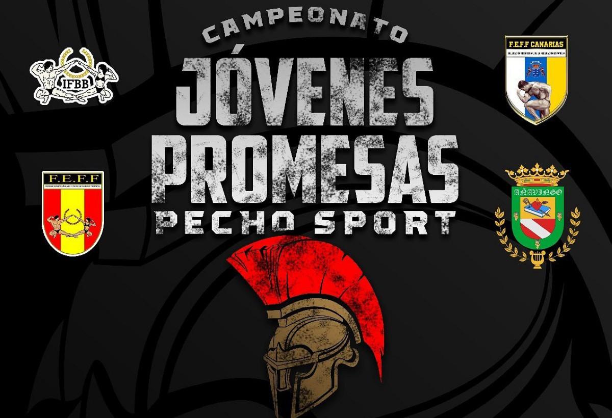 El Campeonato Jóvenes Promesas en Arafo (Tenerife)
