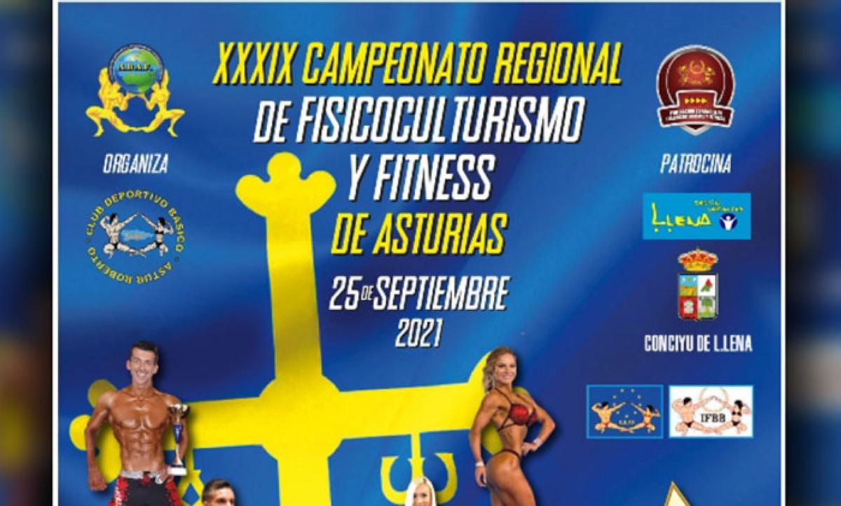 El Campeonato Regional de Asturias en Pola de Lena