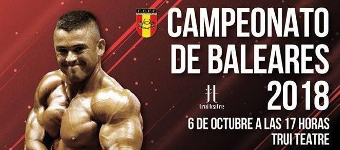 El Campeonato Regional de Baleares