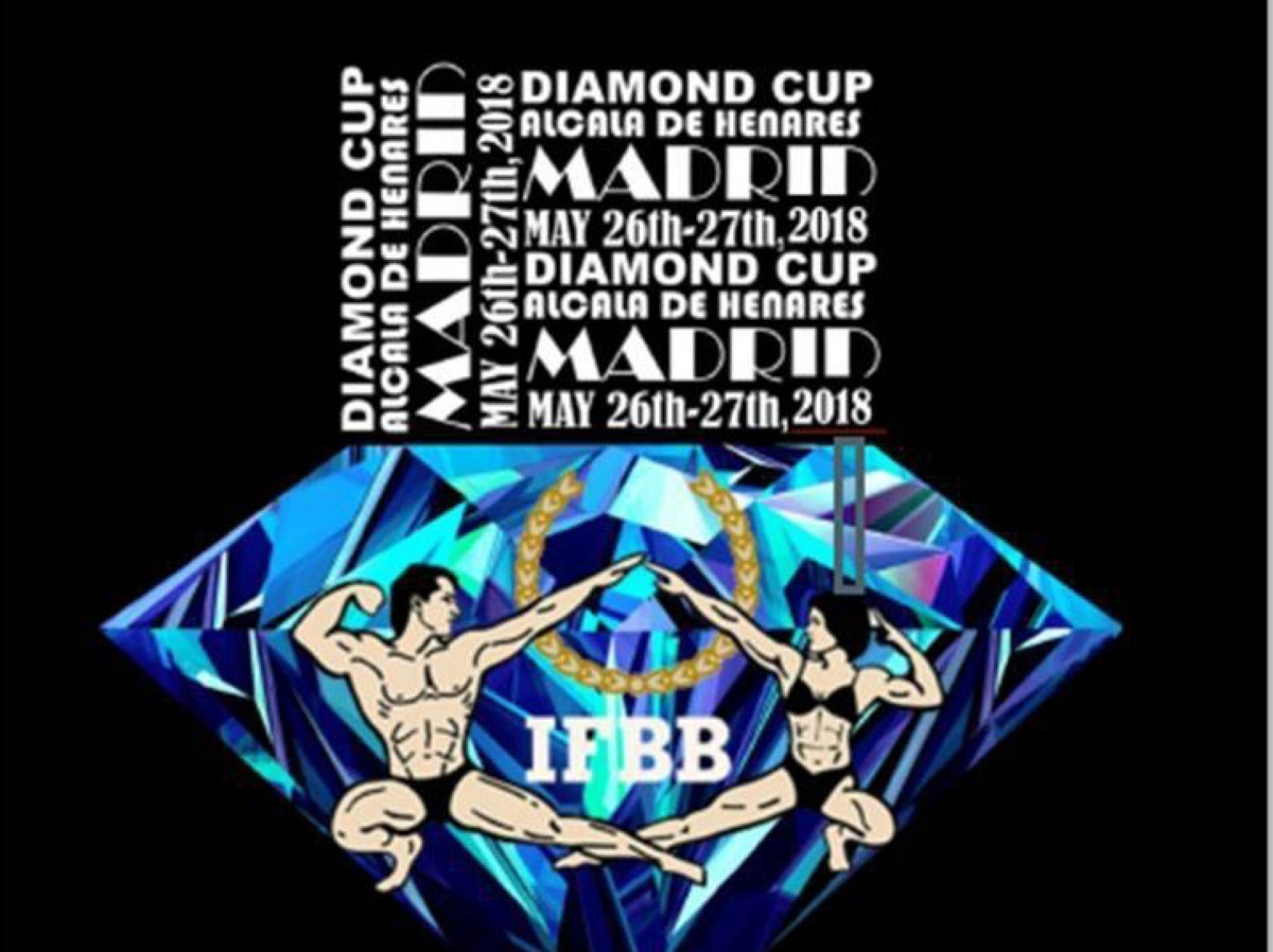 El IFBB Diamond Cup de Madrid