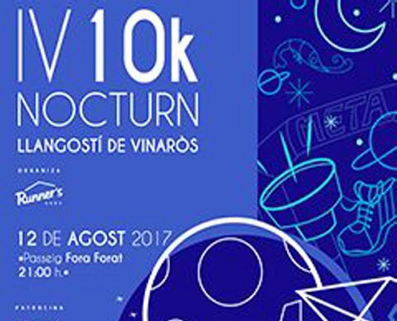 El IV 10K Nocturn Llangostí de Vinaròs