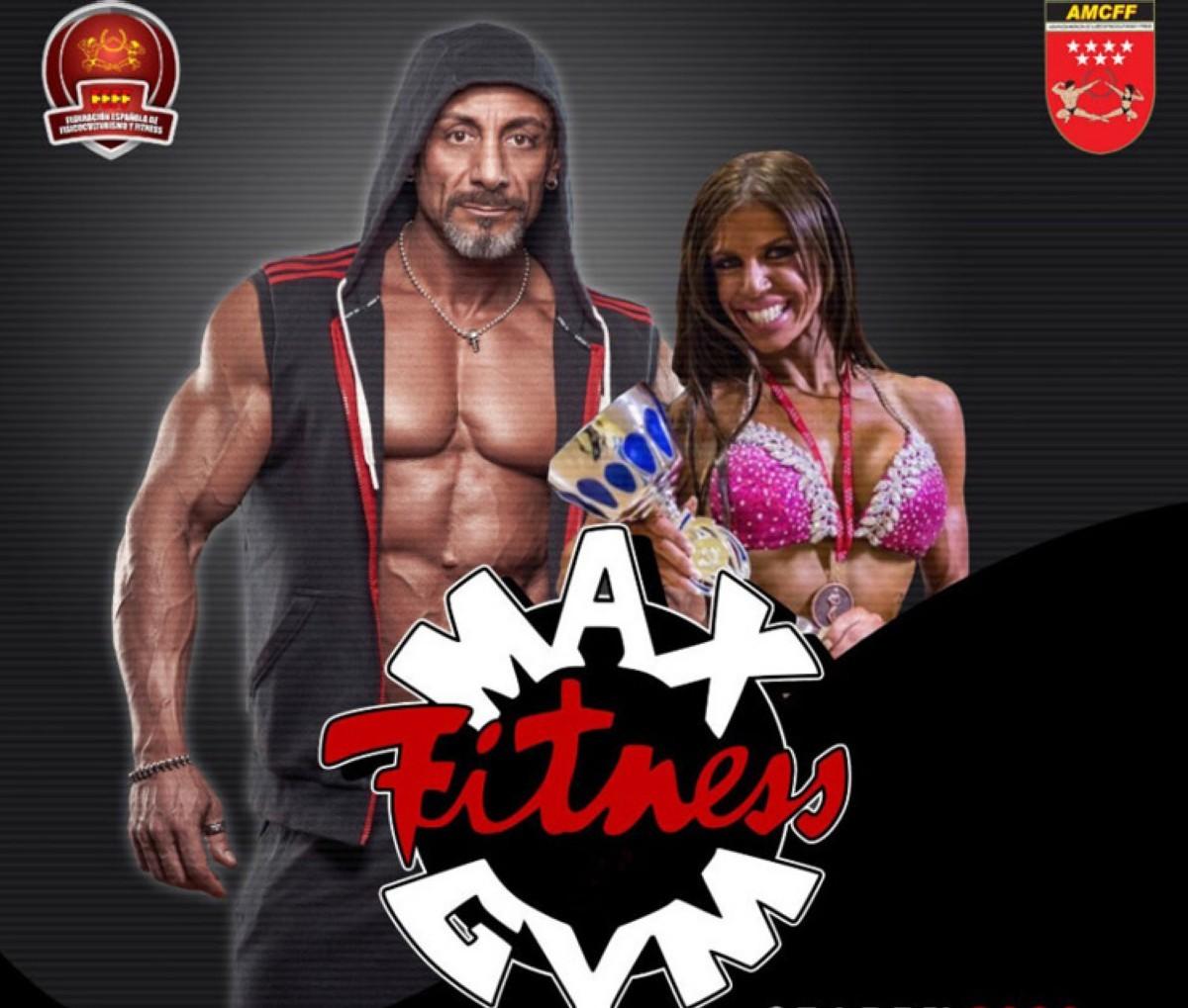 El Trofeo Max Fitness Promesas y Principiantes de Madrid