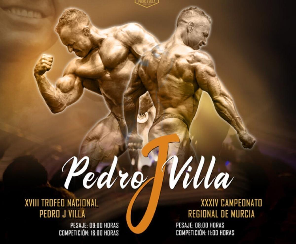 El Trofeo Nacional Pedro J. Villa y Regional de Murcia en Cartagena