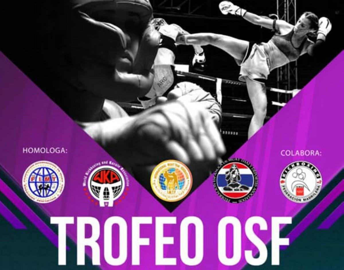 El Trofeo OSF en Aranjuez