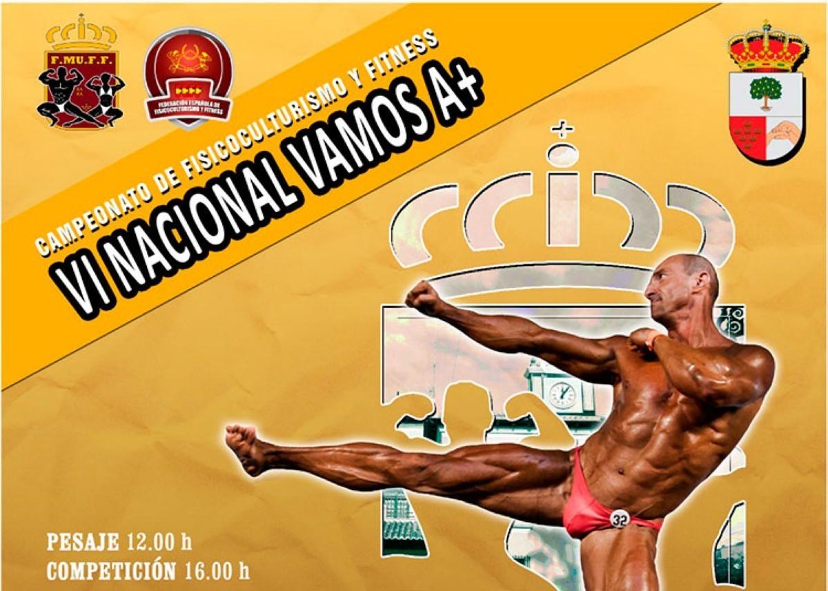 El VI Trofeo Nacional Vamos A+