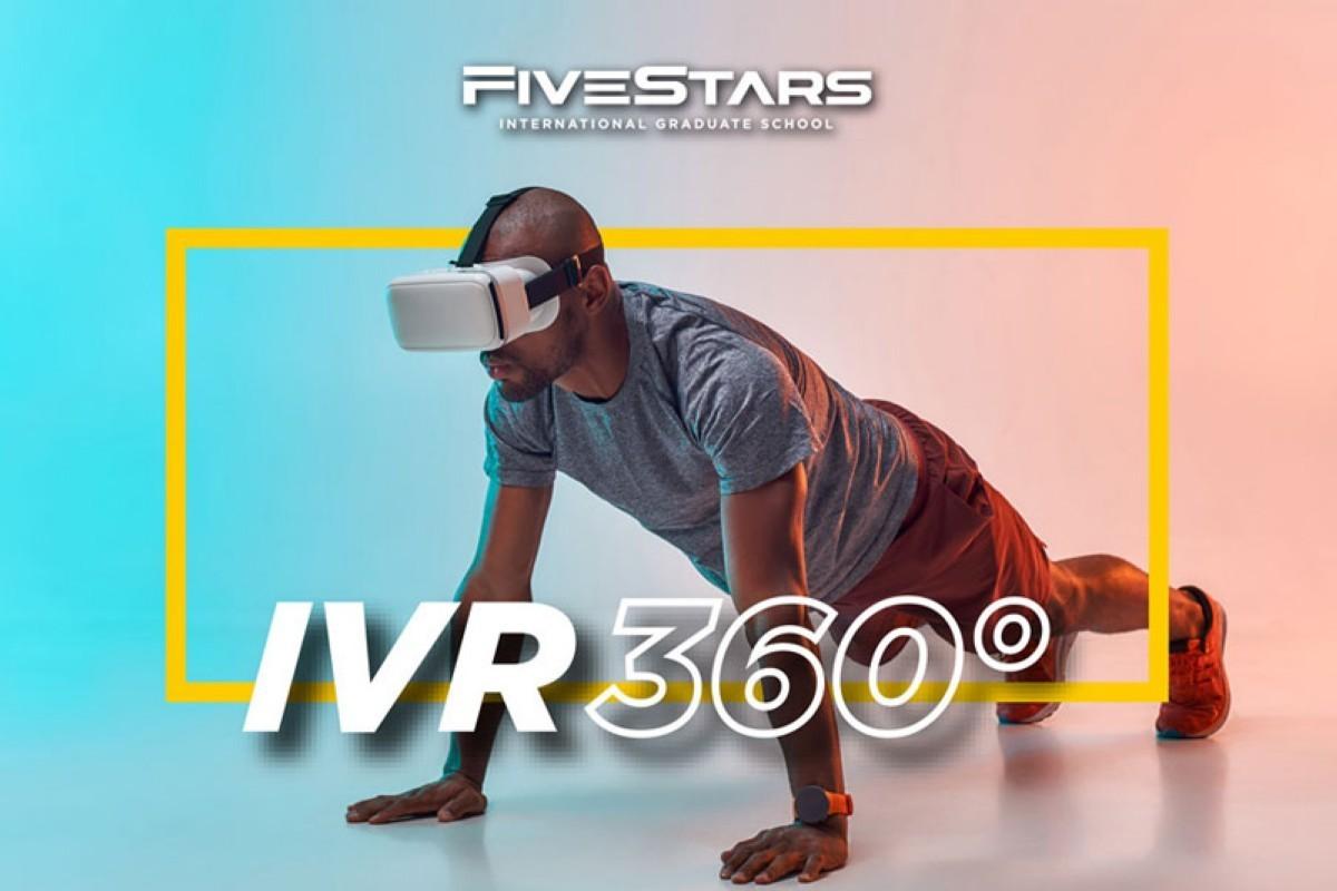 Entrena en el gimnasio virtual de FiveStars