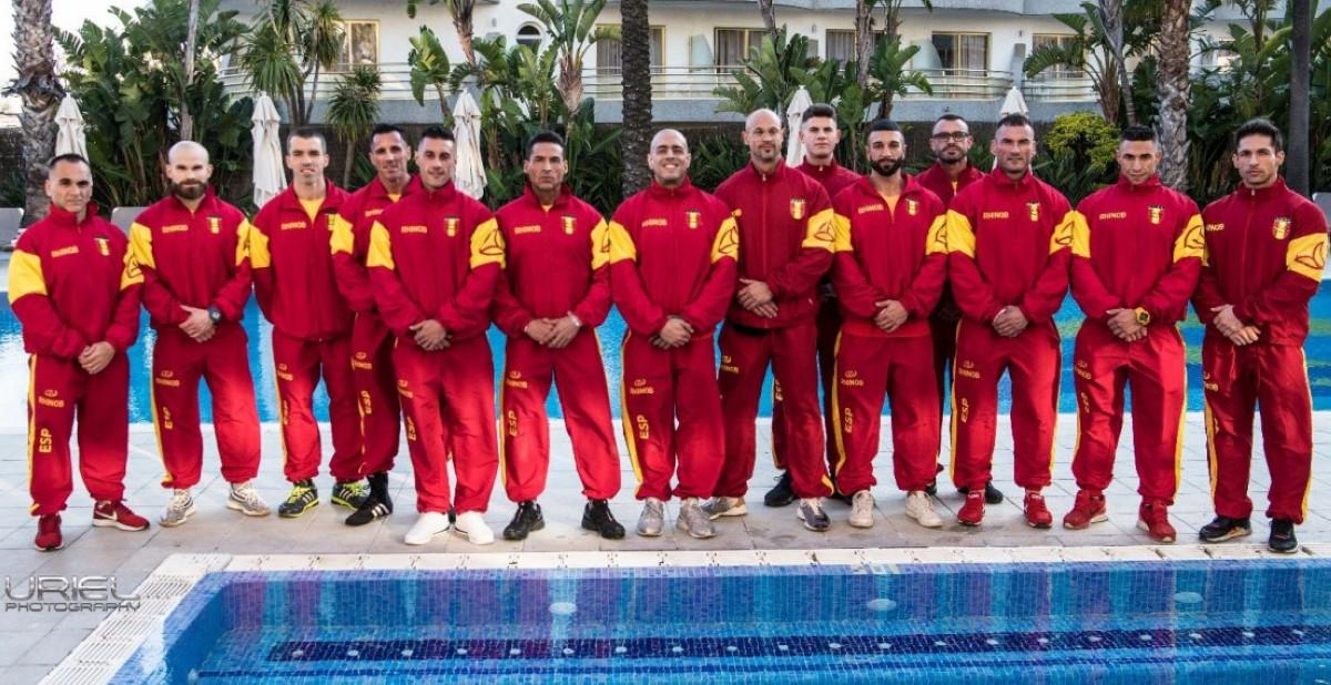 España es Campeona de Europa de Bodybuilding