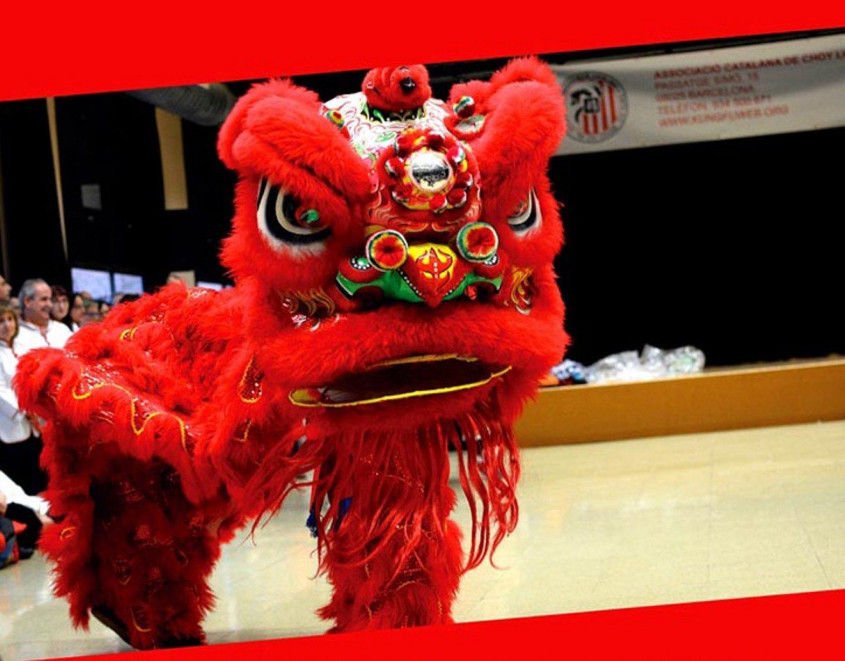 Festival de Artes Marciales chinas