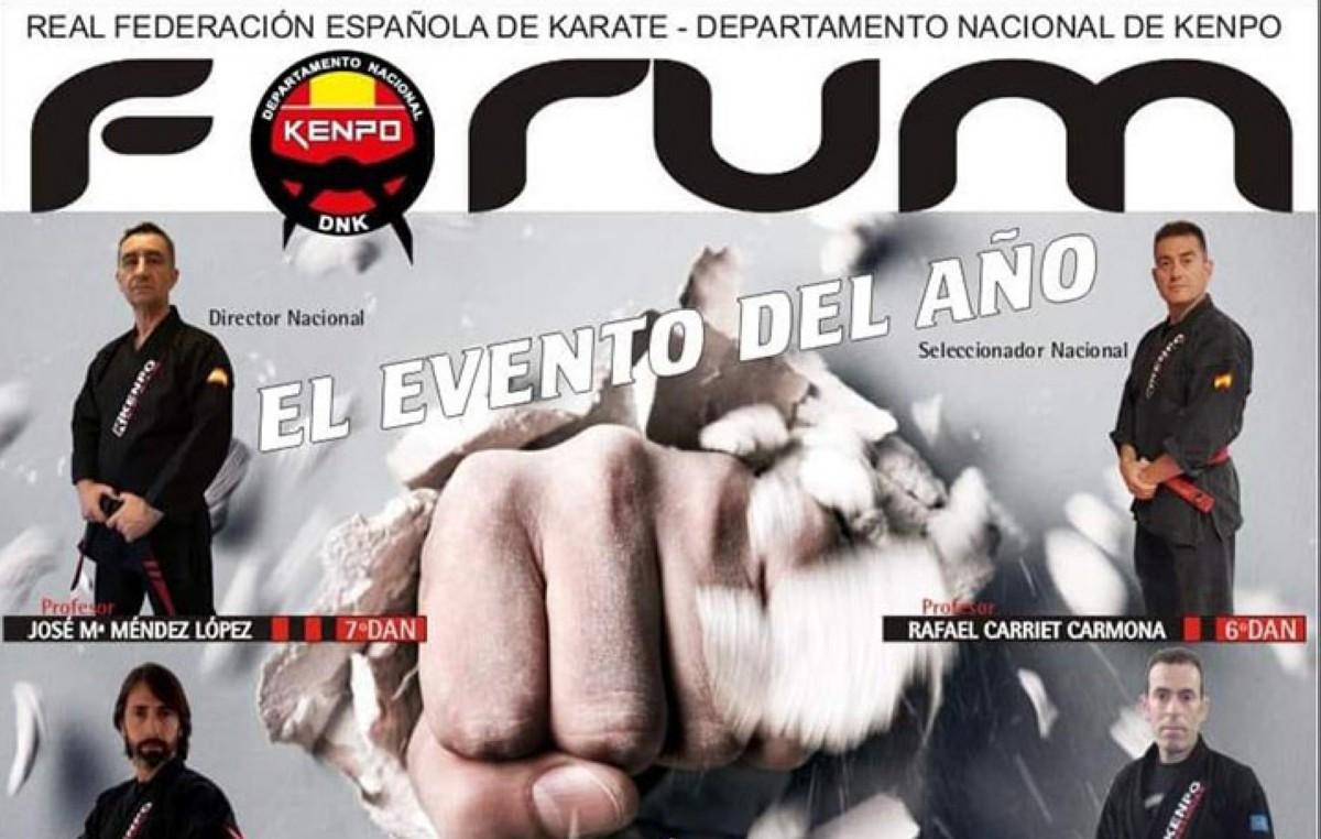 Forum DNK en Pontevedra