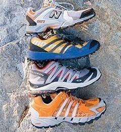 Hay que ciudar las zapatillas