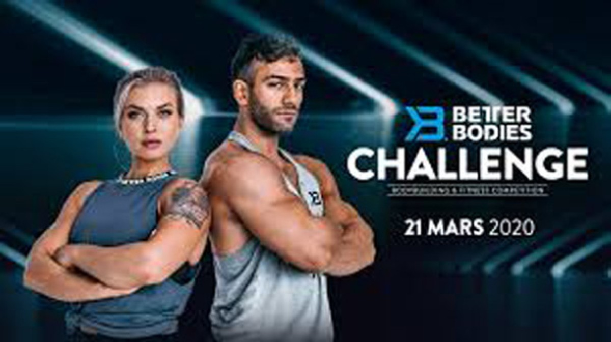 IFBB Better Bodies Challenge abre inscripciones