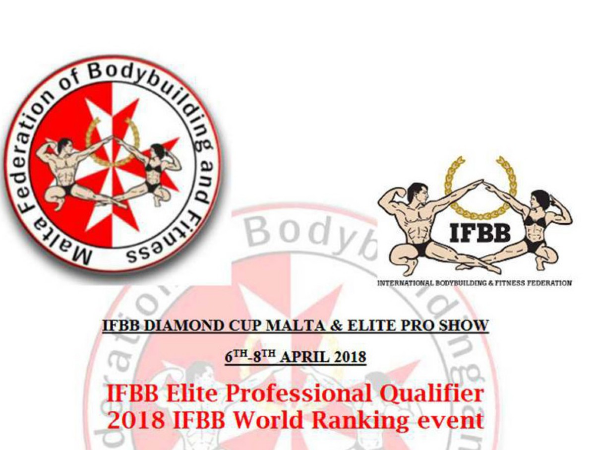 IFBB Diamond Cup Malta