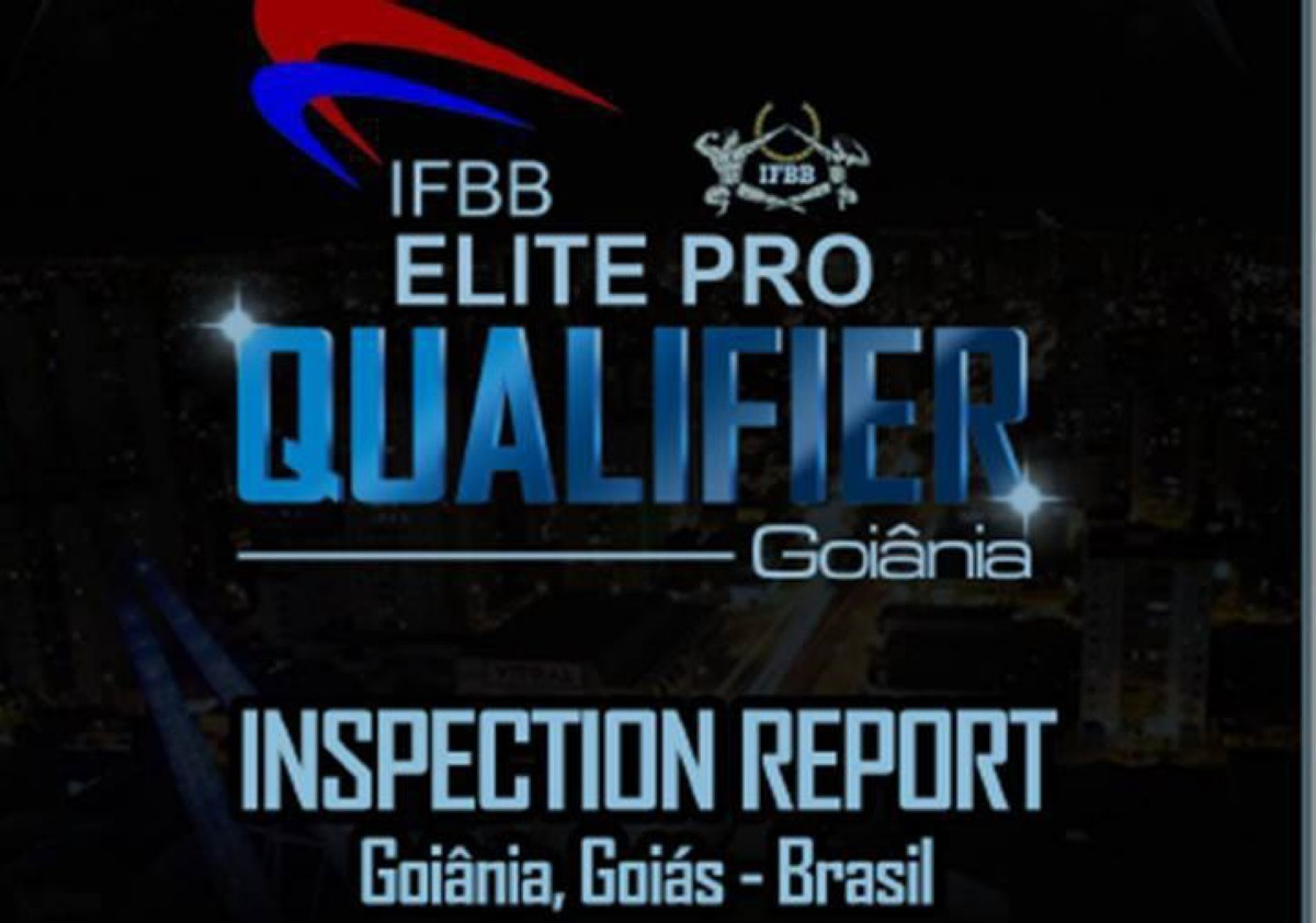 IFBB Elite Pro Qualifier and Amateur Goiania