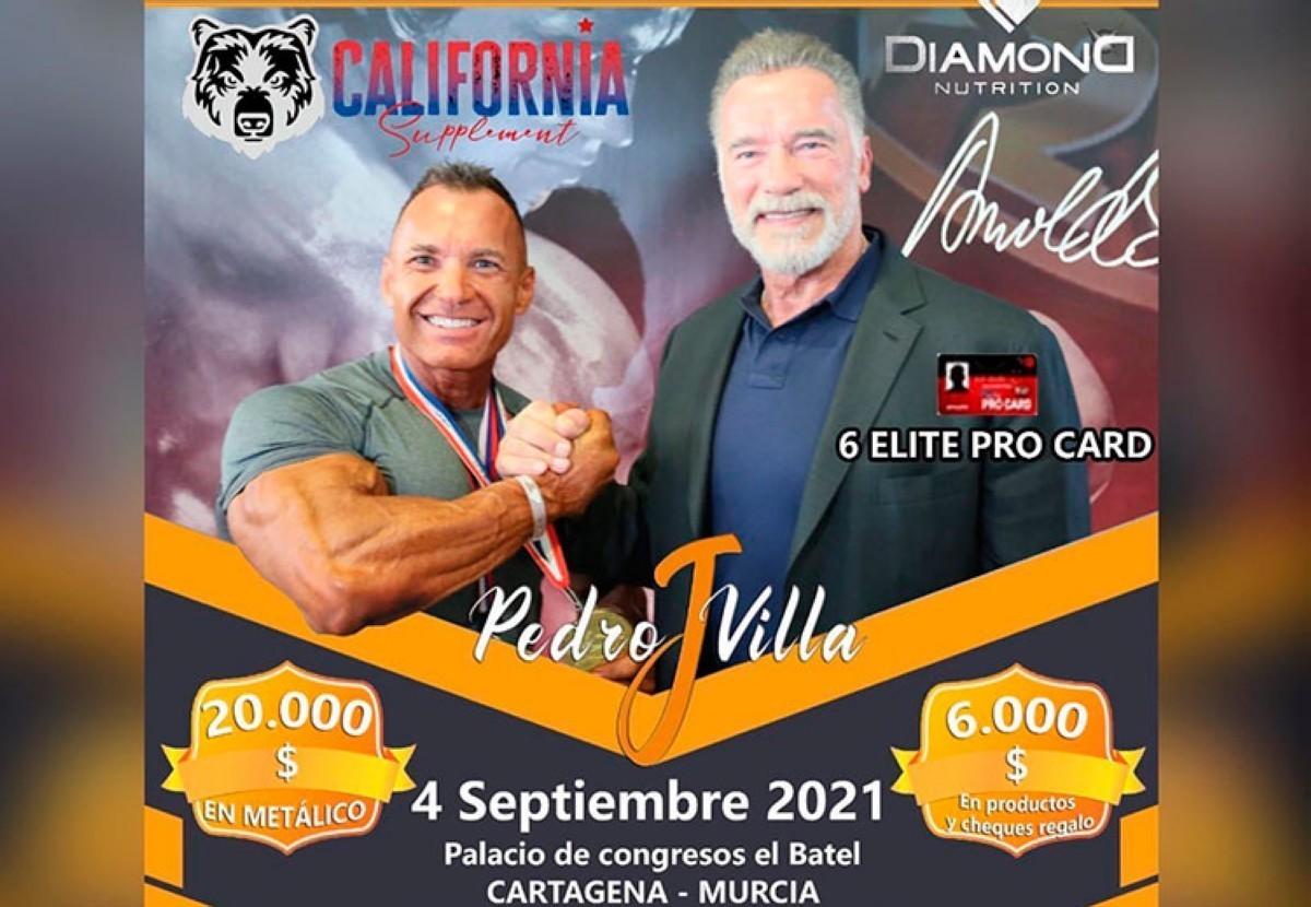 IFBB Gran Prix Pedro J. Villa Classic Pro Qualifer