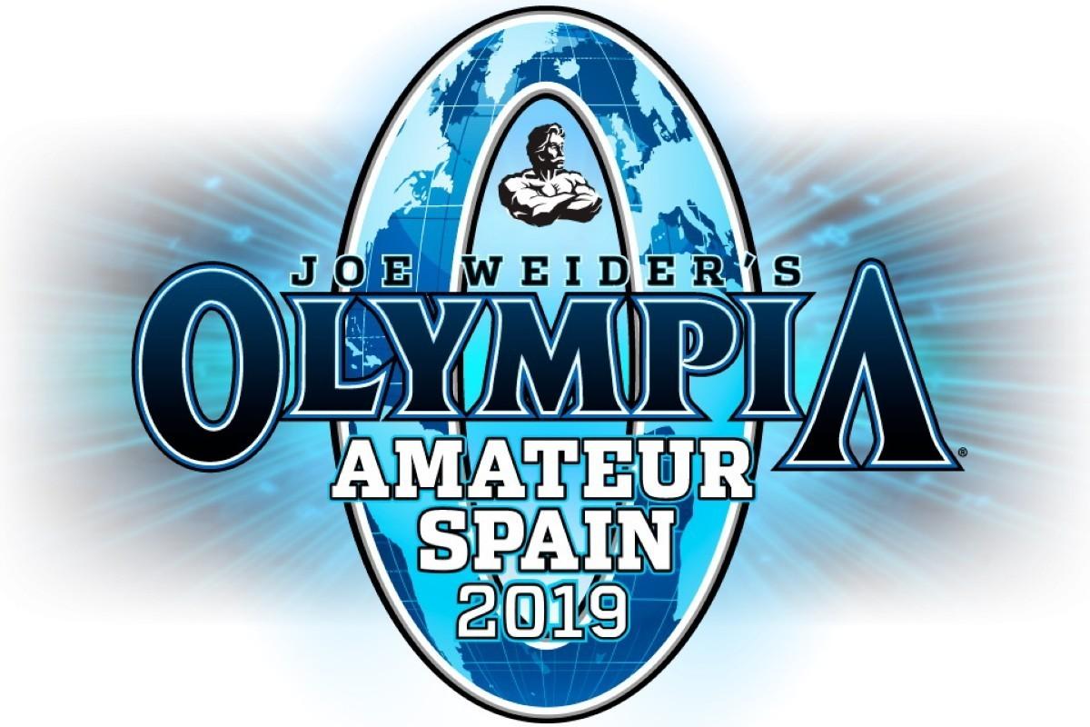 II Joe Weider Olympia Amateur 2019 en Alicante