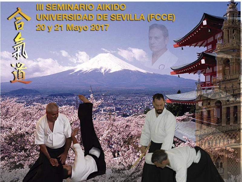 III Seminario de Aikido Universidad de Sevilla (FCCE)