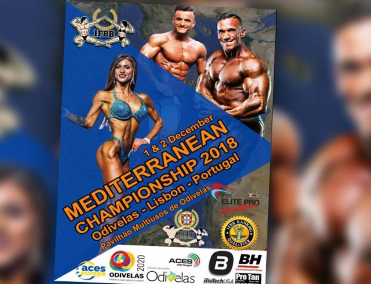 Incripción al Campeonato del Mediterraneo habilitada
