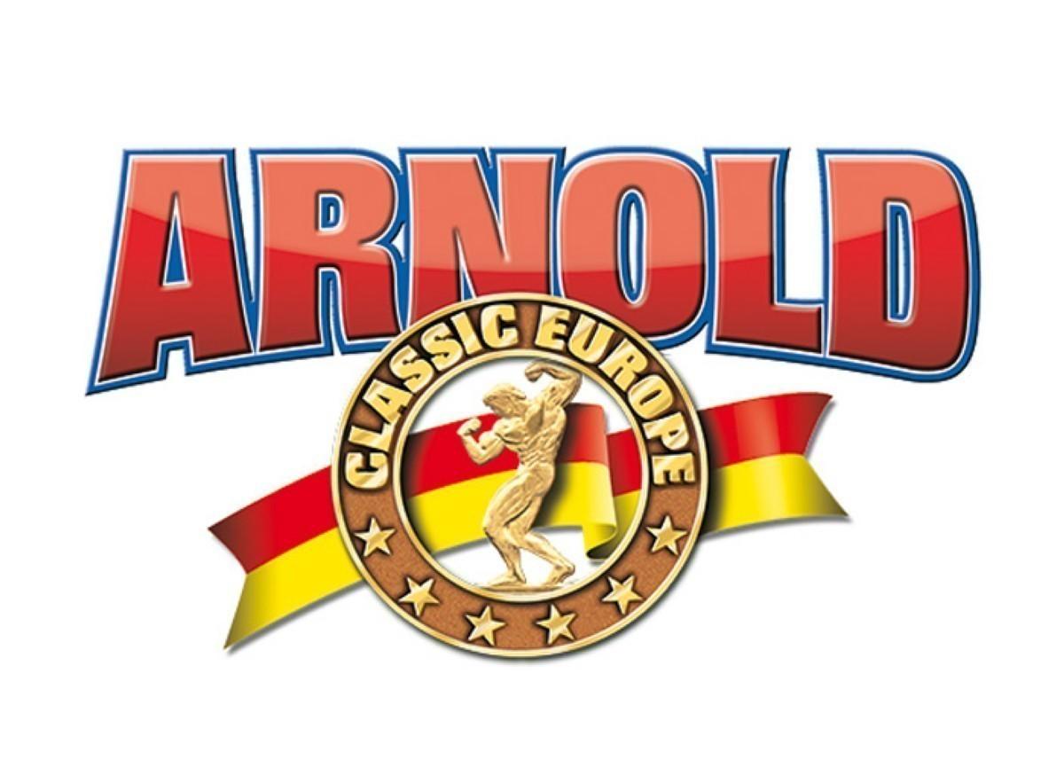 Listado provisional al Arnold Classic Europa