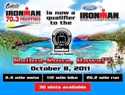 Eneko Llanos y Virginia Berasategui a por el Ironman de Hawai