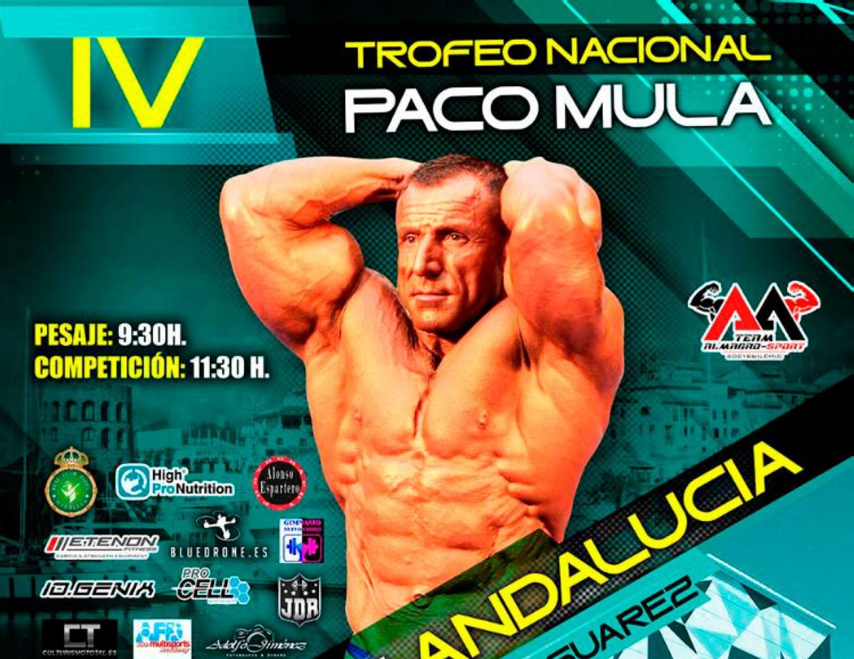 IV Trofeo Nacional PACO MULA y Copa de Andalucía