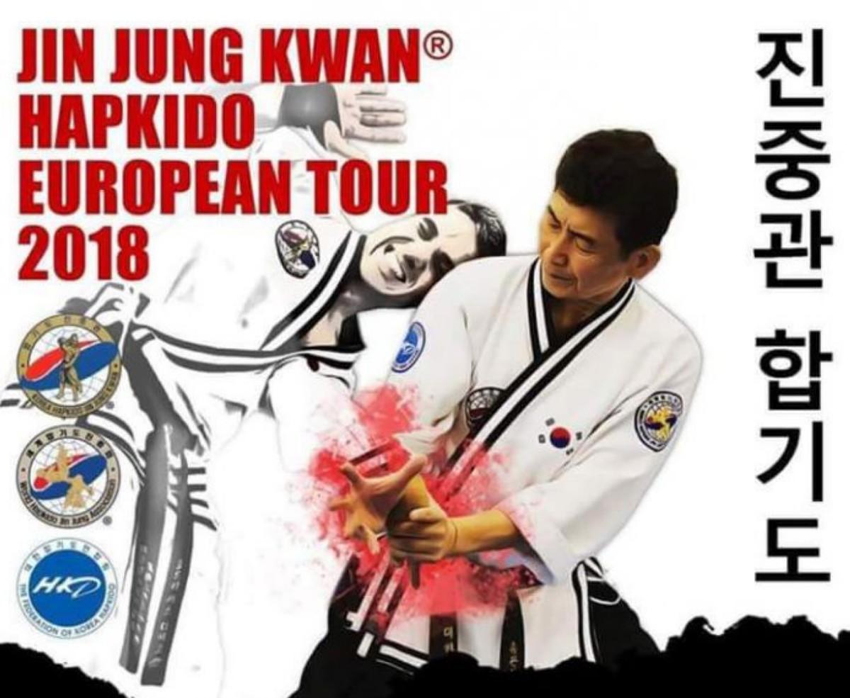 Jin Jung Kwan Hapkido en Barcelona
