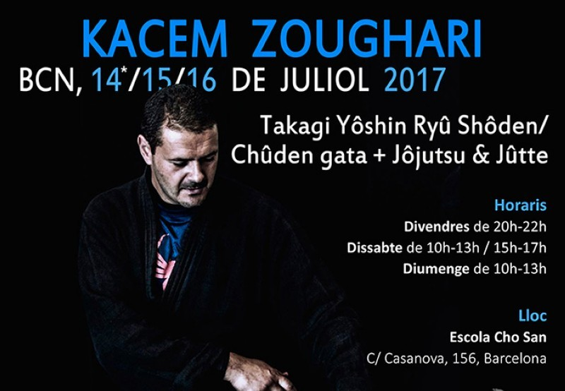 Kacem Zoughari en Barcelona