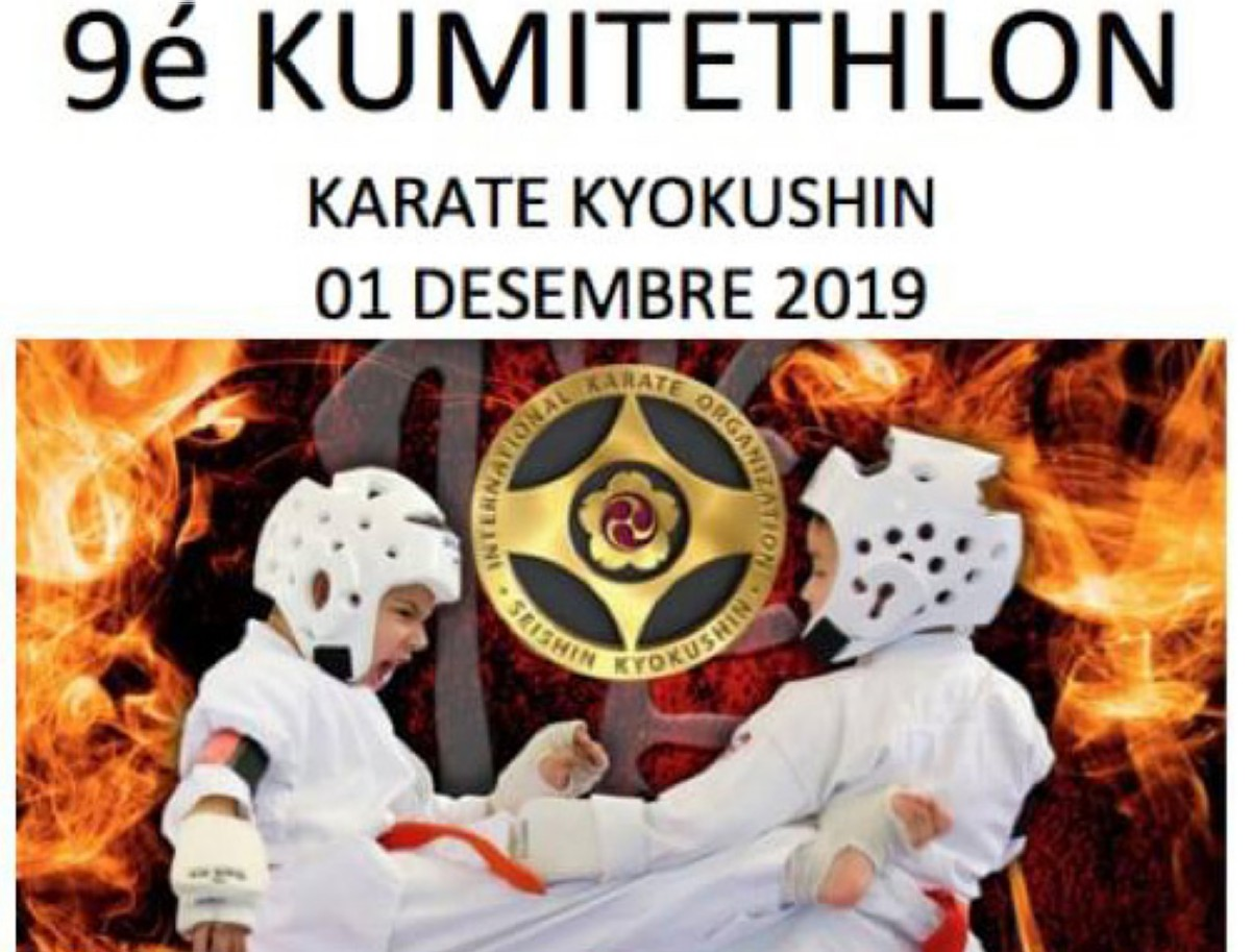 Kumitethlon de Karate Kyokushin en Tiana