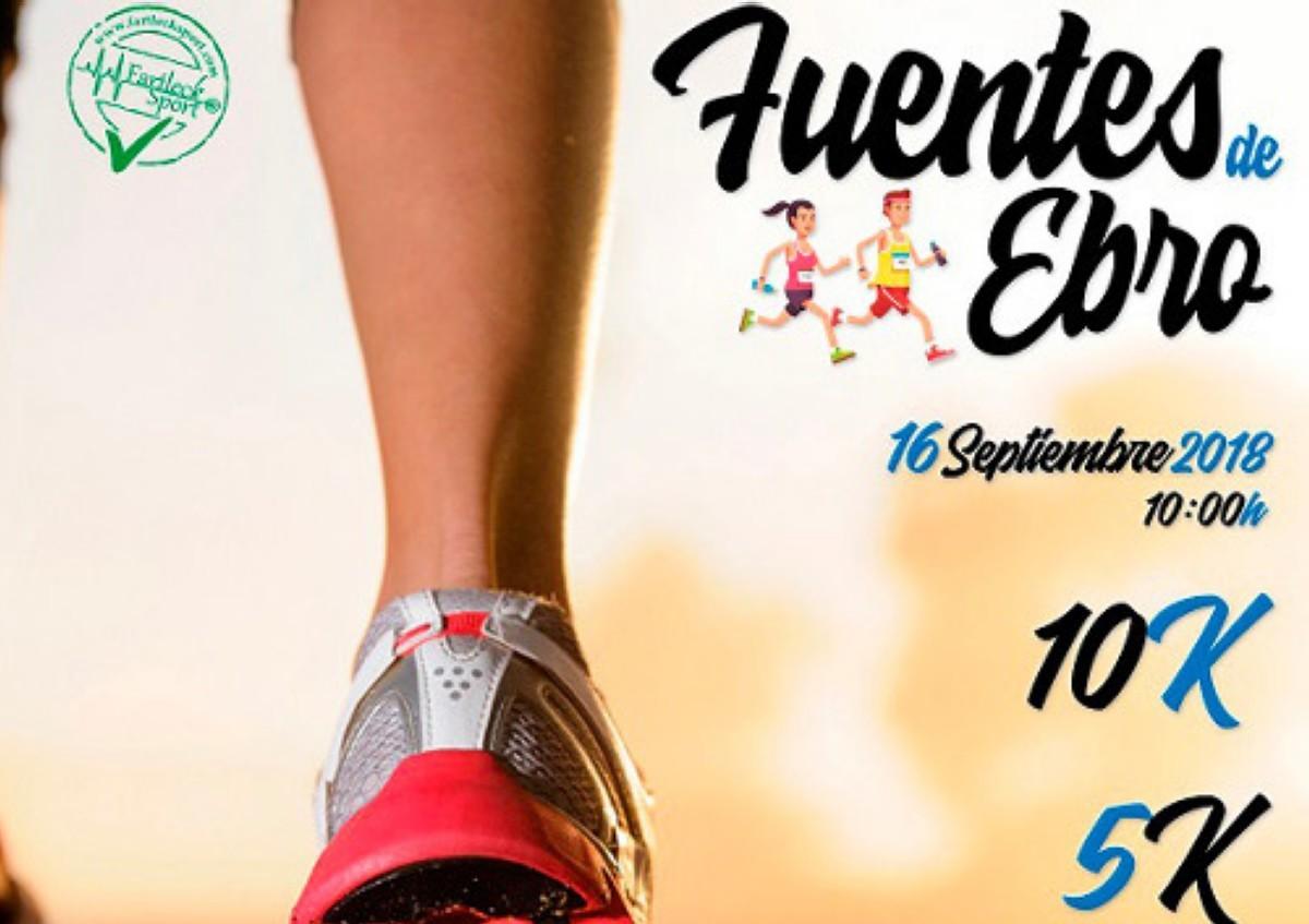 La 10K y 5K Fuentes de Ebro 2018