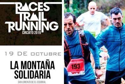 La 8ª edición del trail La Montaña Solidaria
