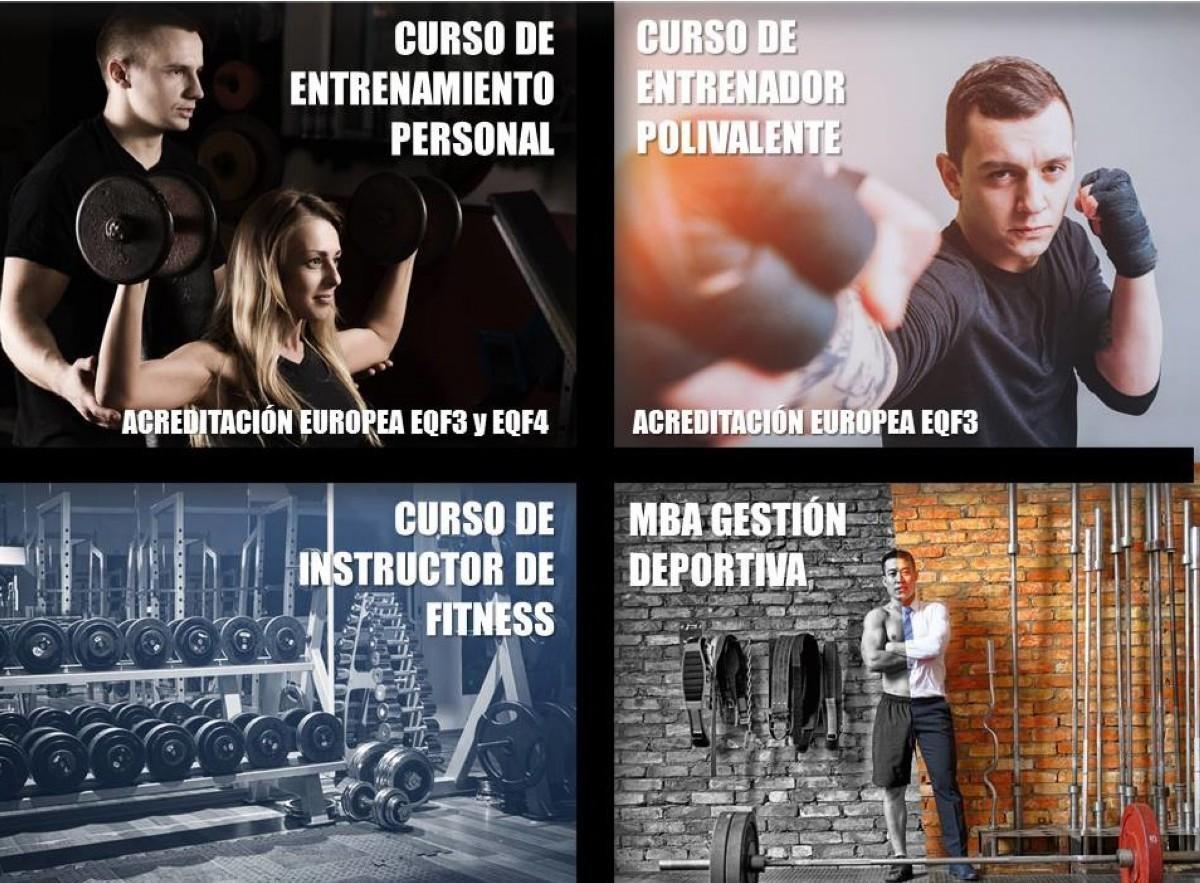 La academia Fivestars Fitness